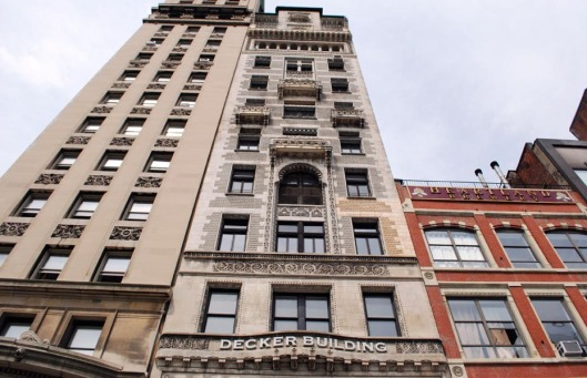 The Decker Building at 33 Union Square.